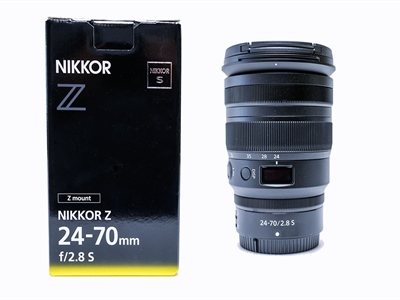 Nikon Z  24-70mm f/2.8 S Lens Review