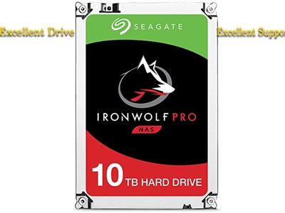 Seagate IronWolf Pro NAS Hard Drive - Review