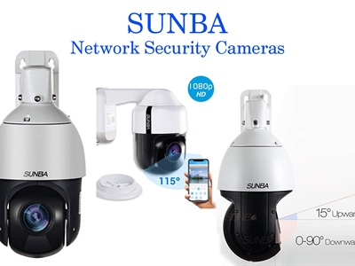 Sunba Network Security Camera Review