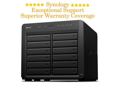 Synology NAS Diskstation Warranty Review