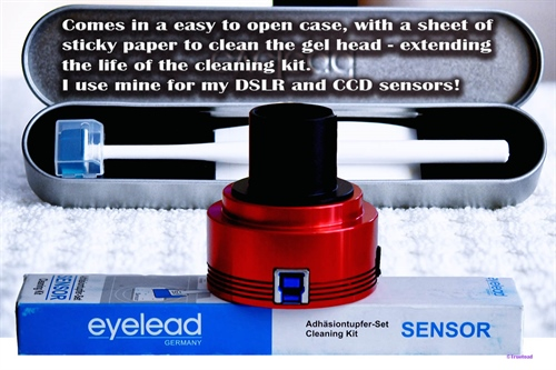 Sensor Cleaning Kit Review