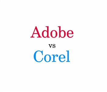 Corel vs Adobe which is The Better Choice?