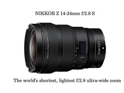 Nikon Z 14-24mm f/2.8 S Lens - Review