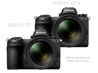Nikon Z7 vs Nikon Z7 II - Which one to buy?