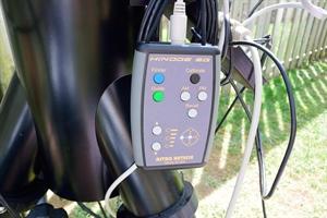 Hutech Solar Guider Hand Controller