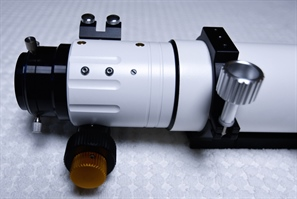 "Stellarvue 80mm telescope 2.5"" dual speed focuser"