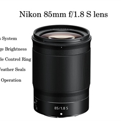 Nikon 85mm f/1.8 S Lens Review