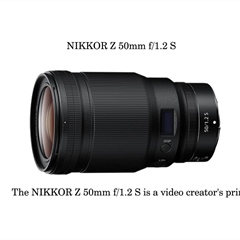 The NIKKOR Z 50mm f/1.2 S Lens Review