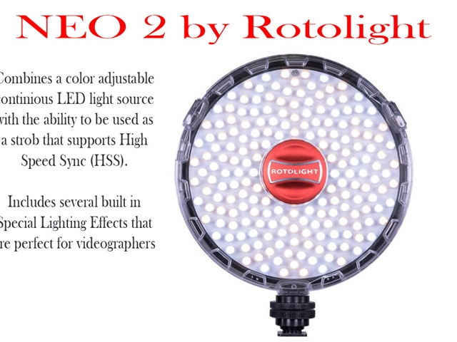 NEO 2 by Rotolight Review