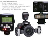 The Complete Nikon R1C1 Lighting System